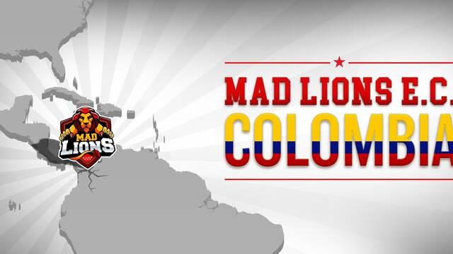 MAD Lions se hace internacional llegando a Colombia