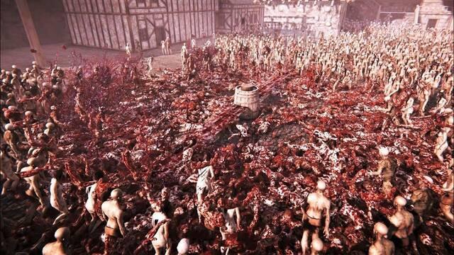 Descuartizan a 10.000 zombis en una impresionante demo técnica