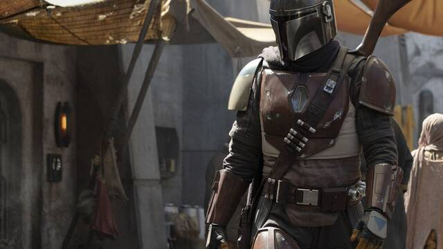 Las nuevas fotos de 'The Mandalorian' muestra conexiones con 'Rogue One'