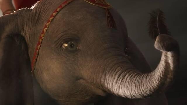 'Dumbo' presenta su nuevo y mágico tráiler