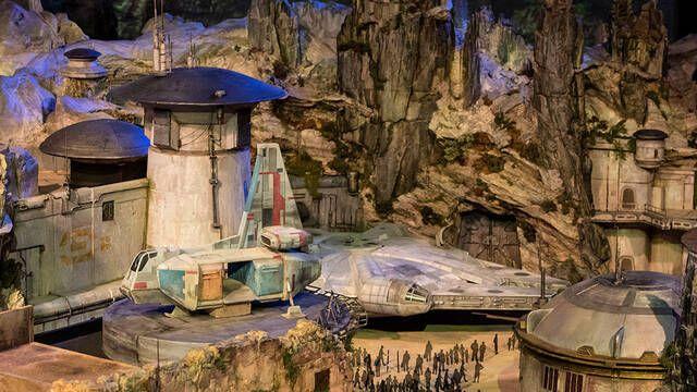 Disney anuncia detalles de 'SW: Galaxy's Edge'