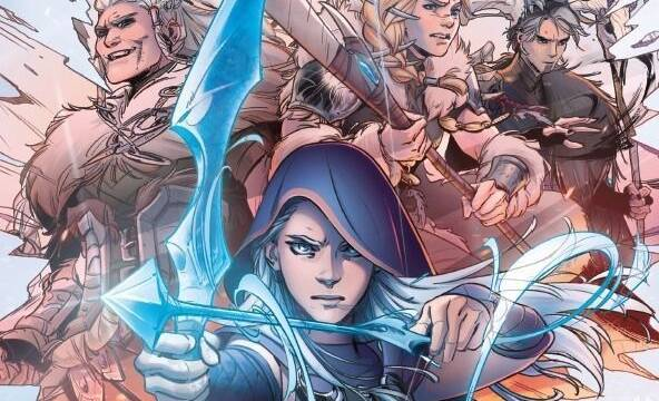 Ashe de League of Legends tendrá su propio cómic en Marvel