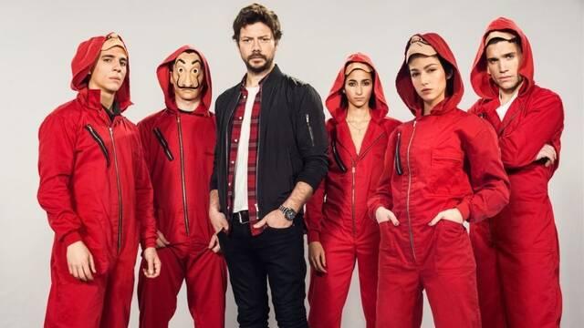 'La Casa de Papel' se hace con el Emmy Internacional 2018 a Mejor Drama