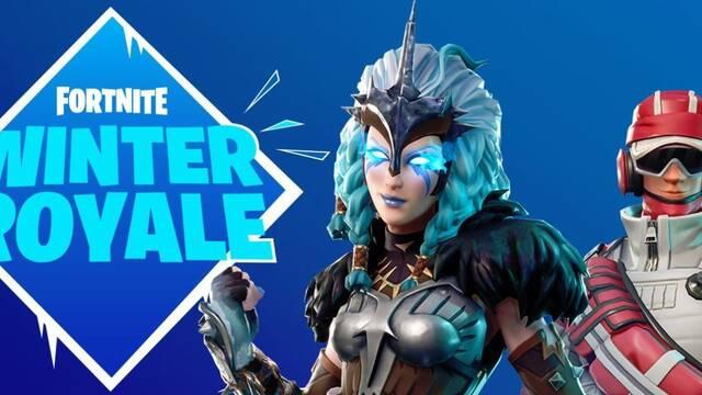 Fortnite presenta Winter Royale, su torneo de 1 millón de dólares