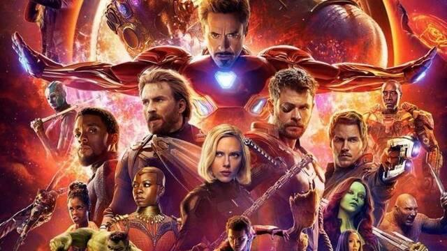 Vengadores: Infinity War llegará a Netflix USA el día de Navidad