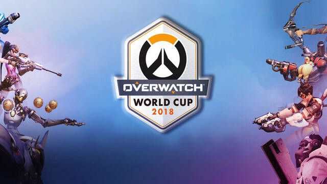 Overwatch World Cup 2018 - Horarios de la fase final en la BlizzCon 2018