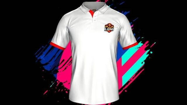 MAD Lions ya tiene su camiseta oficial en FIFA 19