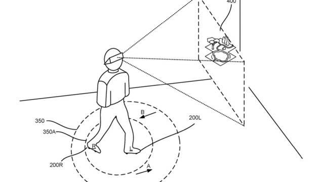 Google patenta unos 'patines' para la realidad virtual