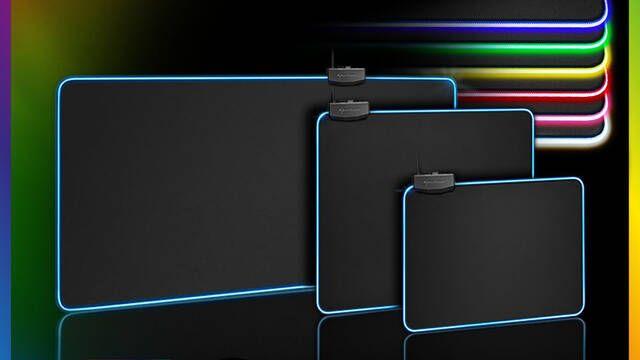 Sharkoon presenta su nueva alfombrilla 1337 RGB