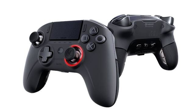 Nacon presenta el Revolution Unlimited Pro Controller para PS4
