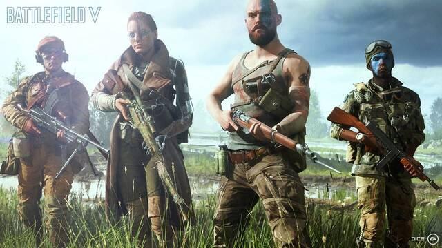 Shroud hace 5 headshots en 30 segundos en Battlefield V