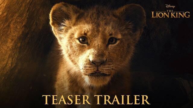 Revelado el salvaje tráiler de 'El Rey León' de acción en vivo