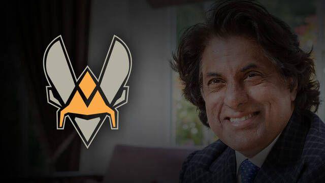 Team Vitality recibe 20 millones de euros de un magnate indio