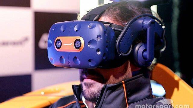 HTC y McLaren lanzan una edición limitada del HTC Vive