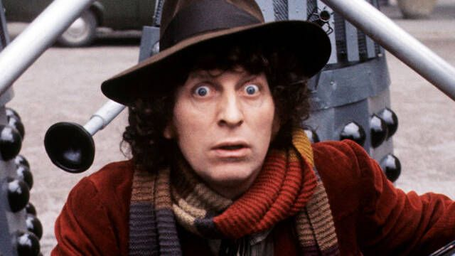 Tom Baker, el Cuarto Doctor, ha escrito una novela de 'Doctor Who'