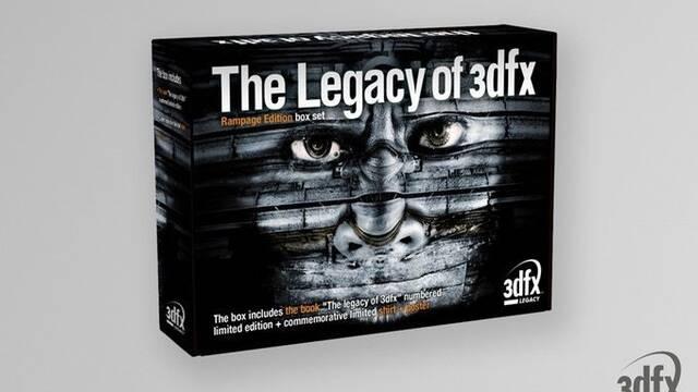 El legado de 3dfx, el libro de la historia del 3D en PC, estrena crowdgfunding