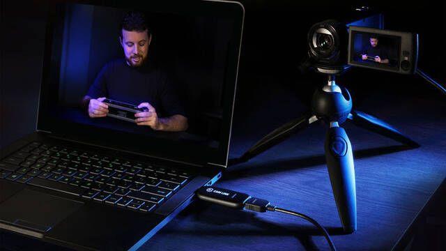 Cam Link 4K, el dispositivo que transforma las cámaras de alta gama en webcams