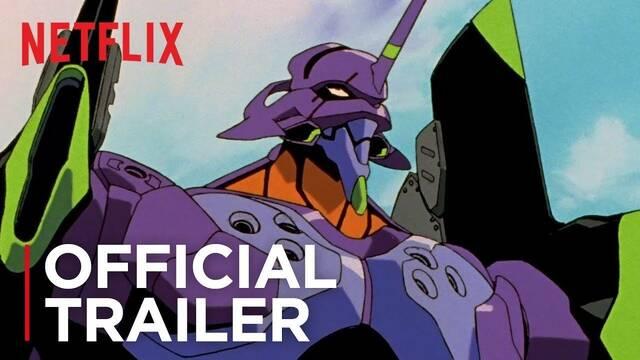 'Neon Genesis Evangelion' llegará a Netflix la próxima primavera