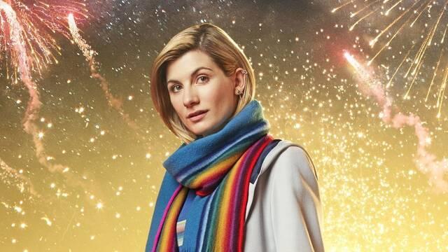 BBC comparte la primera imagen del especial de Navidad de 'Doctor Who'