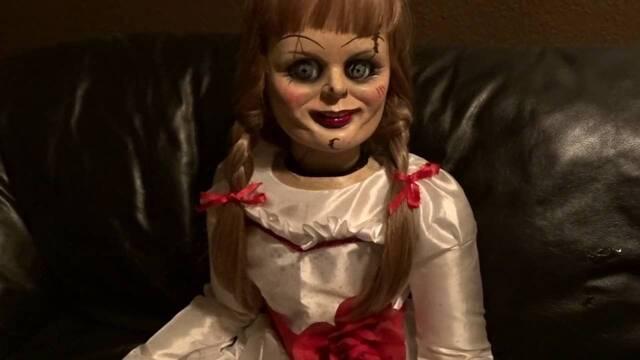 'Annabelle 3' ya cuenta con su terrorífica sinopsis oficial