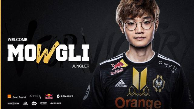 Team Vitality presenta a Mowgli