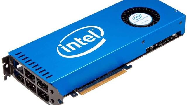 Rumor: Intel dará una conferencia sobre su gráfica de escritorio Arctic Sound en diciembre