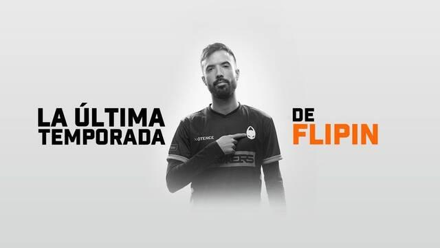 FlipiN se retirará tras la próxima temporada de la Superliga Orange de CS:GO