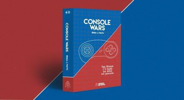 Habrá una serie de la 'console wars' entre SEGA y Nintendo