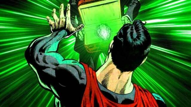 Encuentran una esmeralda gigantesca y los fans creen que es kryptonita