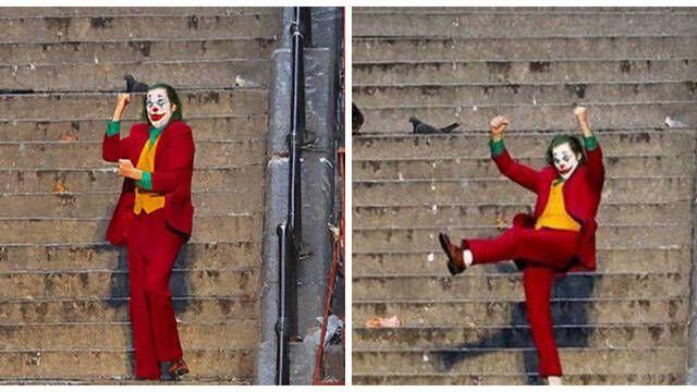 El Joker de Joaquín Phoenix se deja ver en un nuevo conjunto de fotos
