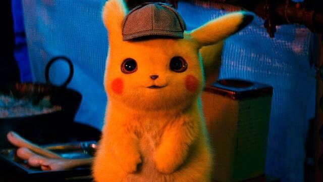 El tráiler de Detective Pikachu ha alcanzado 60 millones de visualizaciones