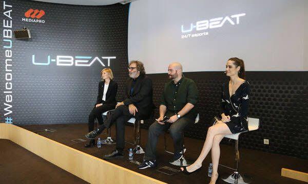 U-Beat, la nueva televisión de esports, se presenta de forma oficial