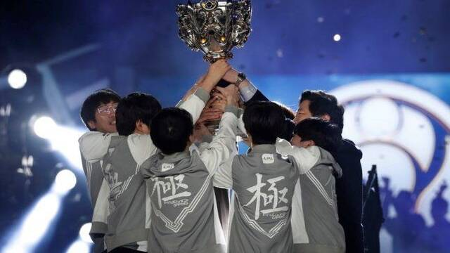 Invictus Gaming es el nuevo campeón del mundo de League of Legends