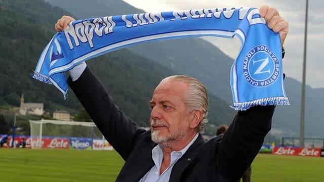 El fútbol dejará de interesar a los jóvenes por los eSports, según presidente del Nápoles
