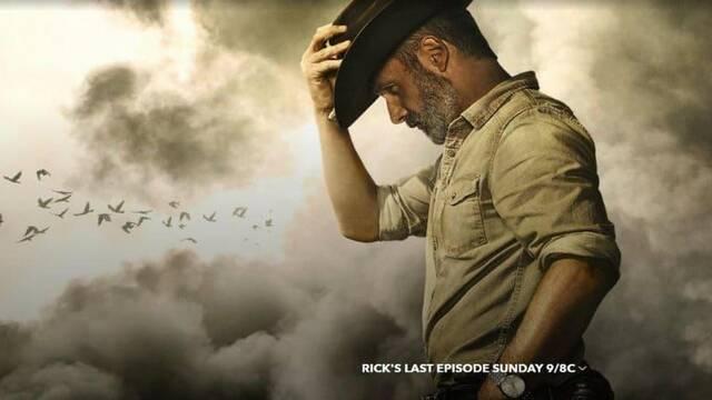 El plan de Andrew Lincoln era marcharse en la temporada 8 de TWD