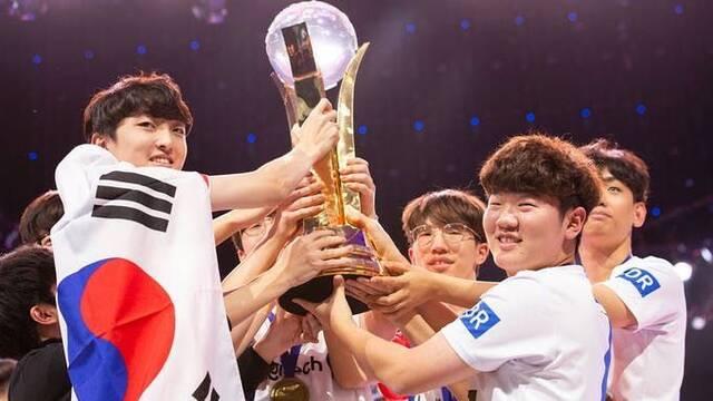 Corea del Sur gana la Overwatch World Cup 2018