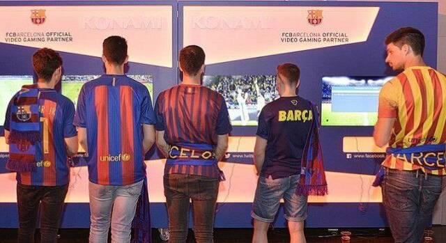 El FC Barcelona participará en la League of Professional eSports con Rocket League