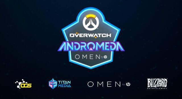 Overwatch Andromeda, la nueva competición referente en España con OGS y OMEN