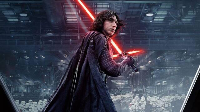 Star Wars: Adam Driver afirma que Kylo Ren tiene 'una trayectoria definida'