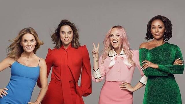 Las Spice Girls están de vuelta... sin Victoria