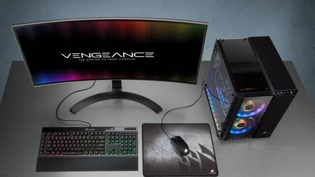 Corsair lanzará su PC Vengeance 5180 para jugar con una RTX 2080 por 2400 dólares