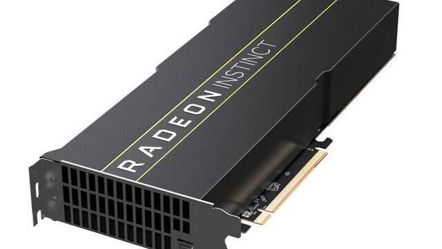 AMD presenta Radeon Instinct MI60 y MI50, sus primeras gráficas a 7nm
