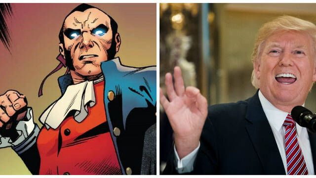 Un analista conservador compara a Trump con un enemigo de X-Men