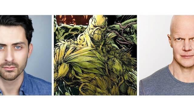DC ya tiene a los actores que interpretarán a La Cosa del Pantano