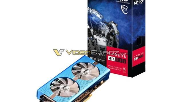 Filtrada la nueva Sapphire Radeon RX 590 8GB Nitro+