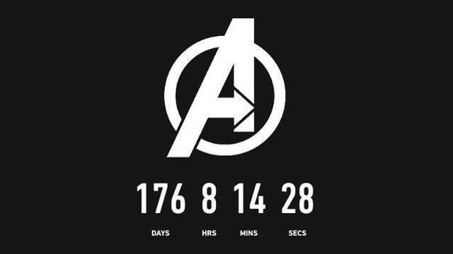 'Vengadores 4' inicia la cuenta atrás para la película con un reloj