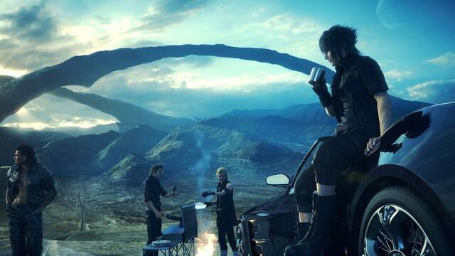 Final Fantasy XV cancela el Ray Tracing, los mods o el DLSS para PC