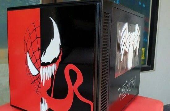 El PC Modding de los viernes: Spider-Man VS. Venom