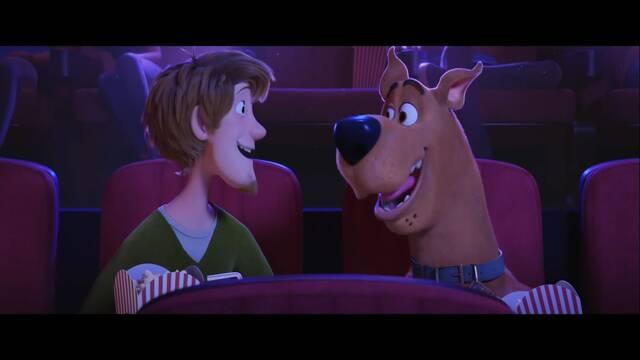 El divertido Scooby-Doo está de vuelta en el tráiler animado de Scoob!