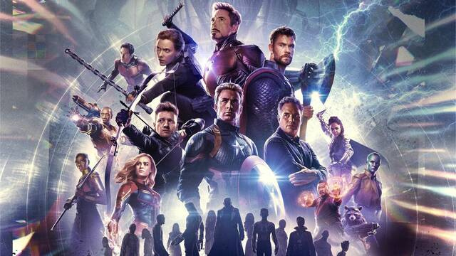 Vengadores: Endgame: Mejor película en los People's Choice Awards